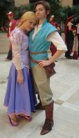 Cosplay Check: Tangled by Rhythm-Wily