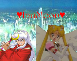 InuMoon Fan Cover by SailorStarMiracle