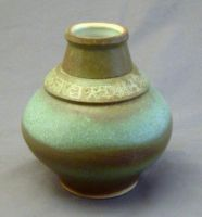 collared vase by cl2007