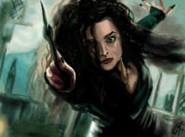 Bellatrix by DreamyArtistRoxy3