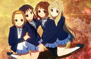 K-on by DrunkPugs