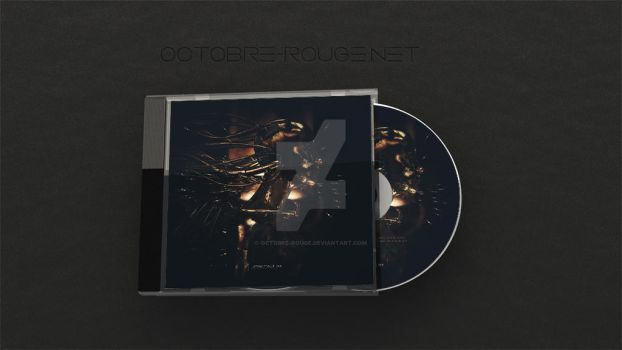 Arkonium - Available CD Cover by octobre-rouge