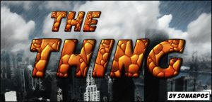 the thing style by sonarpos