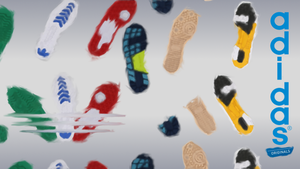 Adidas Souleprints 2 by ToshioMagic