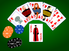 TNG Royal Flush by jonizaak