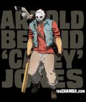 Arnold Bernid 'Casey' Jones by theCHAMBA