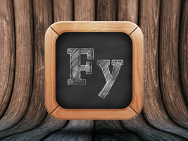 iOS app icon by nepst3r