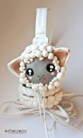 Sheep Headphones by maria-chan