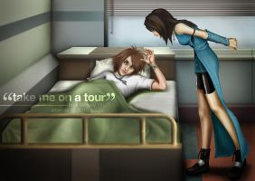 Take Me on a Tour - FFVIII by Savae