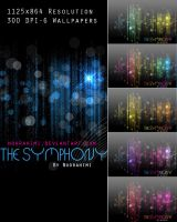 The Symphony Wallapers by Noorahimi