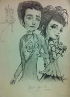 Jack and the Cuckoo Clock Heart (Better Quality) by iCookieChan