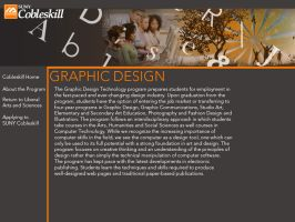 graphic art webpage by wingedfox111