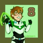 Voltron S3 Countdown by mishka125