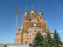 Cathedral of the Archangel Michael by 4ajka