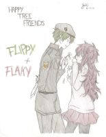Flippy + Flaky HTF by BeansOfYuki