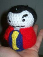 Crochet:Lupin the 3rd by ambiguousginger