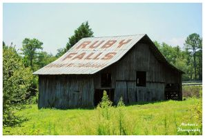 Ruby Falls Barn by TheMan268
