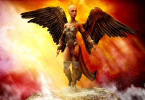 Guiley Guardian by angela3d