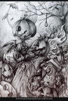 Pumpkins by LilyChaoS