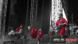 Slipknot Live in Concert by MiusaPictures