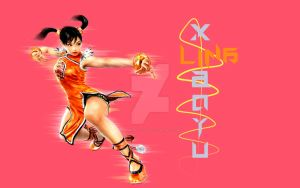 Ling Xiaoyu by AaronJayson