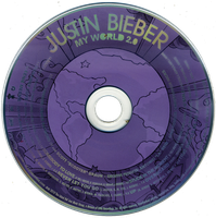 My World 2.0 - Justin Bieber by TostadoraMusicPacks
