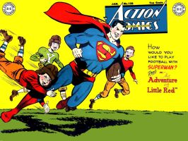 Action Comics 128 by Superman8193