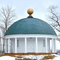 Princes Lodge Rotunda by Brian-B-Photography