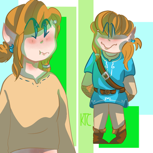 link! by Kaitlynthecreative