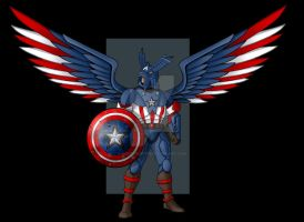 captain america patriot by nightwing1975