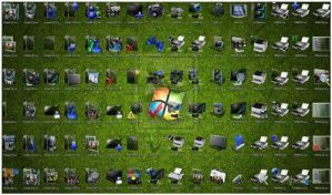Windows 8 icons by londont1