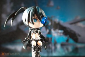 Black Rock Shooter Nendoroid by tangBR