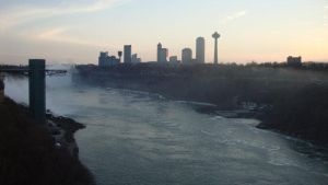 Niagra Falls by ninaloo1