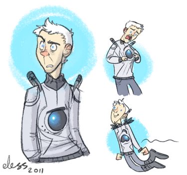 Hey there have a wheatley by mmishee