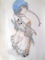 Soi Fon by SheWolfShadow
