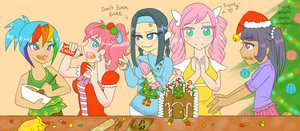 Baking is Magic by Whimsii