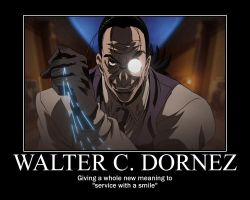 Walter C. Dornez Motivation by HappyNomNom13