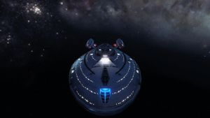 USS Discovery by LancetheB1