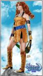 Skies of Arcadia - Aika by Lannytorres