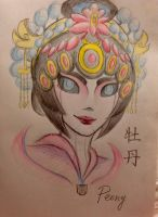 ROBOT IN CHINESE STYLE by SolarsWind