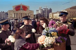 Victory Day in Moscow 09.05.1945 by klimbims