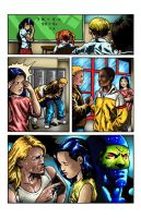 pages by  ultimate comics 13 by joseisai