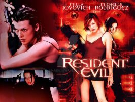 RESIDENT EVIL by Naids