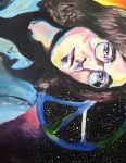 John Lennon by Dragonfirejlk