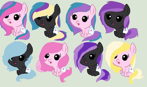 MLP adopts. by kim-306