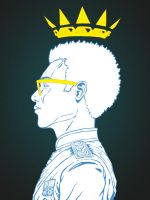 Childish Gambino: Royalty by GuitarAtomik