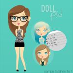 Doll .psd by LuuliTomlinson