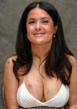 Detouch Salma Hayek by Treason1