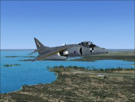 B.A.E Systems Harrier GR7 by Jamie-the-Luxray-95