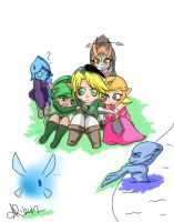 Link's Group by ManaInk